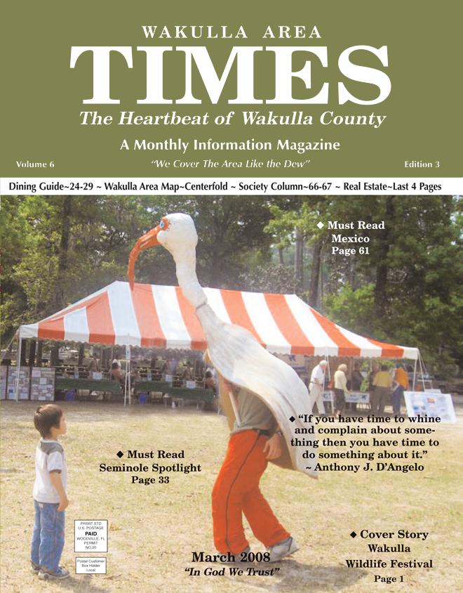 Wakulla Times Magazine